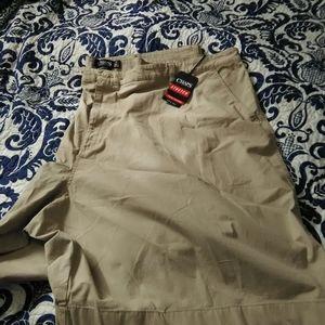 NWT Chaps Big &Tall Bermuda shorts